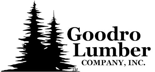 Goodro Lumber Co., Inc.  Logo