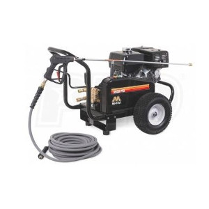 3500 PSI Mi-T-M Pressure Washer