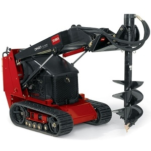 Mini Skid Steer Auger Drive