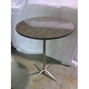 Bar/Cocktail/High-Top Round Table