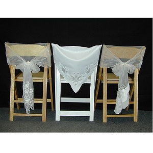 Chair Shaw Organza