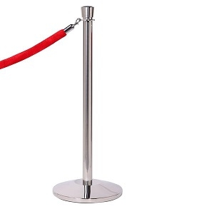 Stanchion Rope 8' Red