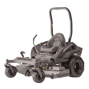 Spartan Zero Turn Mower SRT XD Series