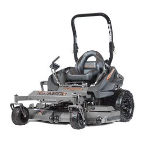 Spartan Zero Turn Mower Mark Martin SRT Series