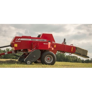 Hesston by Massey Ferguson 1840 Small Square Baler