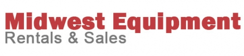 Midwest Equipment Rental & Sales Logo