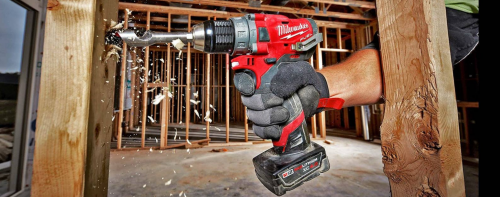 Now Carrying: Milwaukee Power Tools