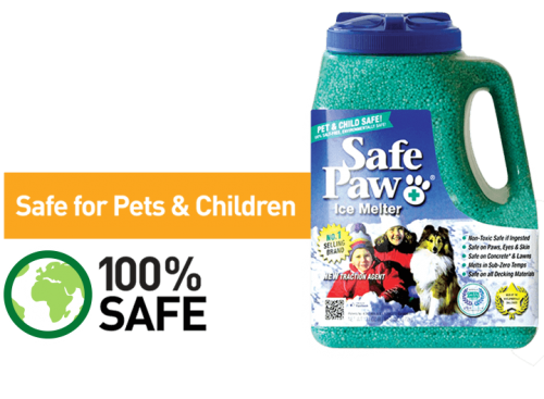 Safe Paw® Ice Melt