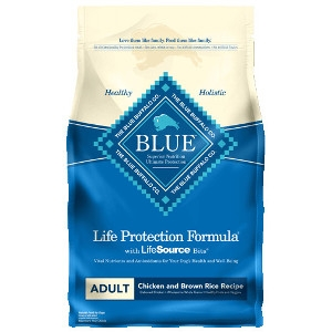 Blue Buffalo Dog & Cat Food- $2 Off Any Small Bag