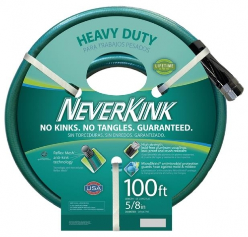On Sale 34.99 Neverkink Heavy Duty Garden Hose​
