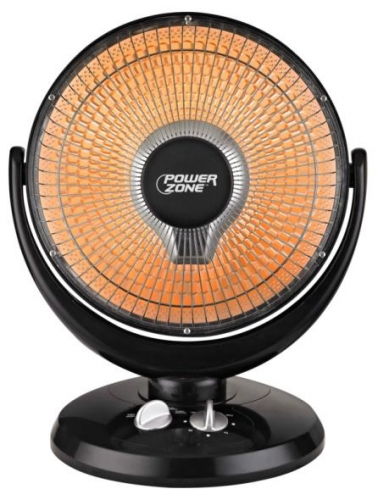 Homebasix Oscillating Parabolic Heater