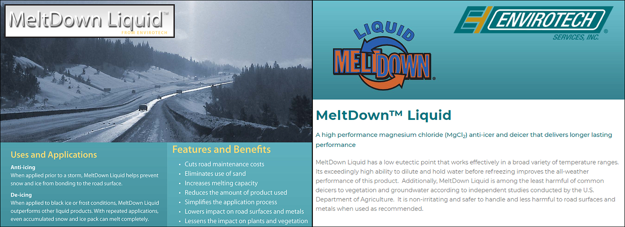 meltdown liquid banner