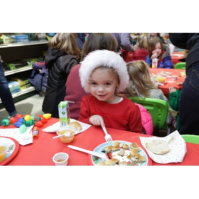 Breakfast with Santa Claus - SOLD OUT