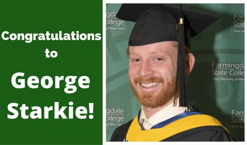 Farmingdale Resident Wins Student Award for Academic Excellence from Farmingdale State Collage