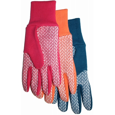 Ladies Jersey / Canvas Gloves