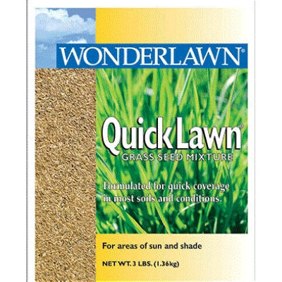 3LB Quick Grass Seed