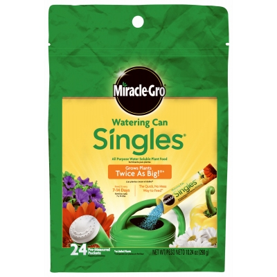 Miracle Gro 24 Stick Watering Can Singles
