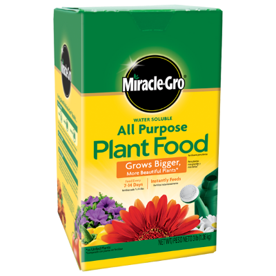 Miracle Gro Water Soluable All Purpose Plant Food, 24-8-16