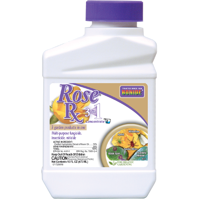 Bonide Rose RX 3 in 1 Rose Care, 16 oz.