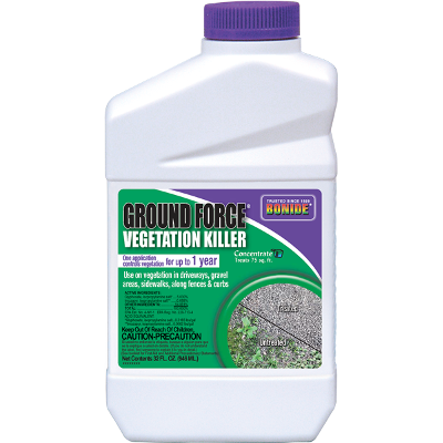 Bonide Ground Force® Vegetation Killer Concentrate, 32 oz.