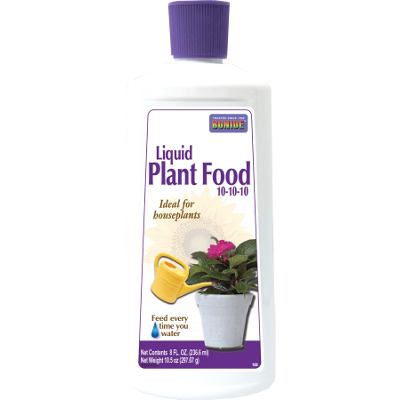 Bonide Liquid Plant Food, 8 oz.