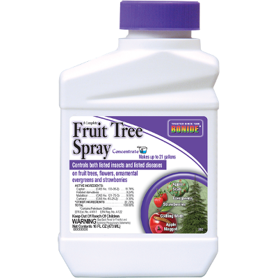 Bonide Fruit Tree Spray Concentrate, 16 oz.