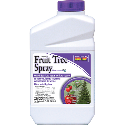 Bonide Fruit Tree Spray Concentrate, 32 oz.