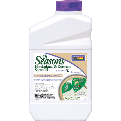 Bonide All Seasons Horticultural Spray Oil, 32 oz.