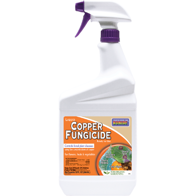 Bonide Copper Fungicide RTU, 32oz.