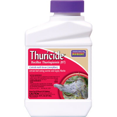 Bonide Thuricide (Bt) Concentrate, 16 oz.