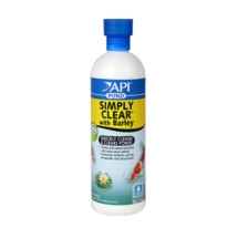 API Pond Simply Clear with Barley, 32 oz.