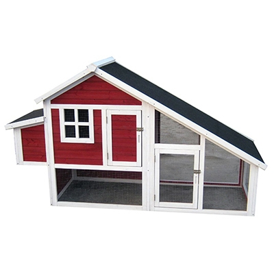 MR RED Chicken Coop