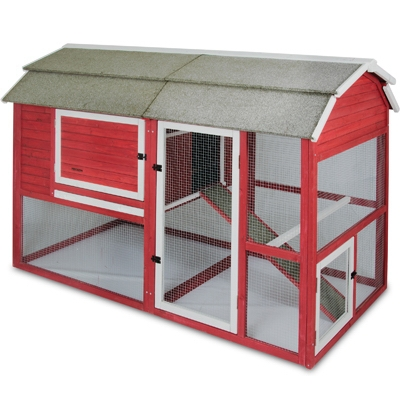 RED Barn Chick Coop