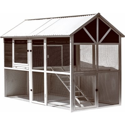 6' Walk In Chicken Coop