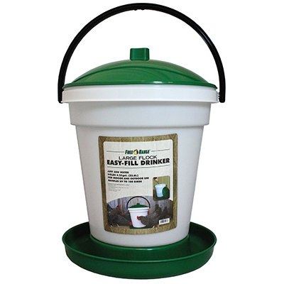 6.25GAL Large Flock Poultry Drinker