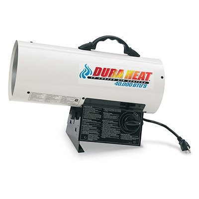 40K Dura Heat Portable LP Heater