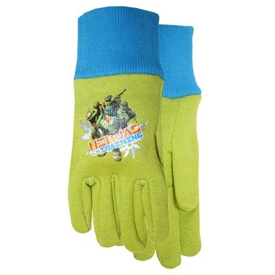 Ninja Turtles Jersey Gloves