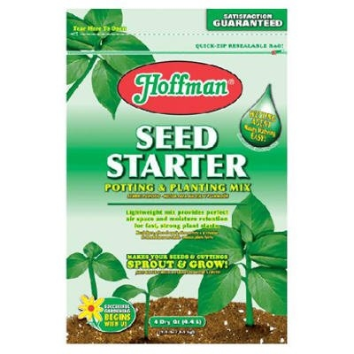 4QT Seed Starter Potting Mix