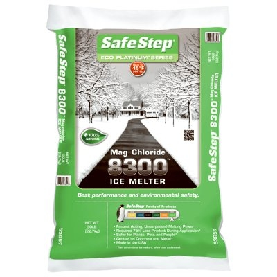 Safe Step 50LB Magnesium Chloride Ice Melter
