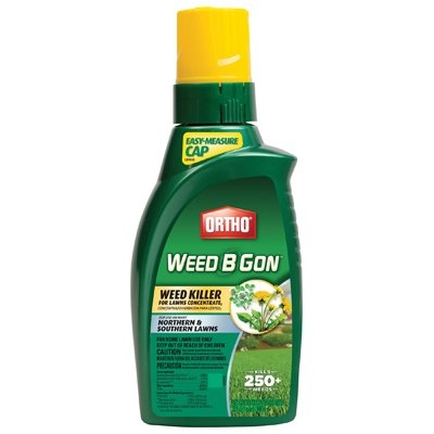 32OZ Ortho Weed B Gon Lawn Weed Killer Concentrate