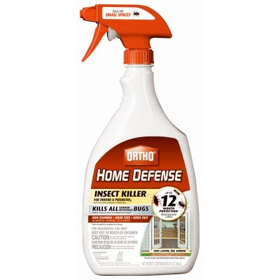 24OZ Ortho Home Defense Max Insect Killer