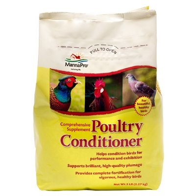 5LB Poultry Conditioner Supplement Pellets