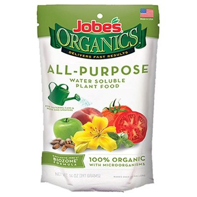 50PK Jobe's Organic All Purpose Fertilizer Spikes