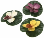 3PK Floating Lily Pad