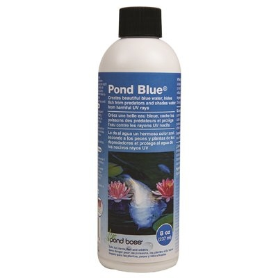 8OZ Pond Blue