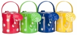 1/2 GAL Polka Dot Watering Can