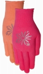 Ladies Knit Glove/Grip