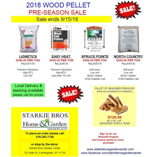 Ordinaire Pellet Sale Flyer