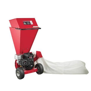 Troy-Bilt Chipper Shredder