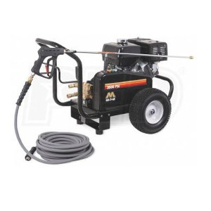 Mi-T-M Gas Pressure Washer